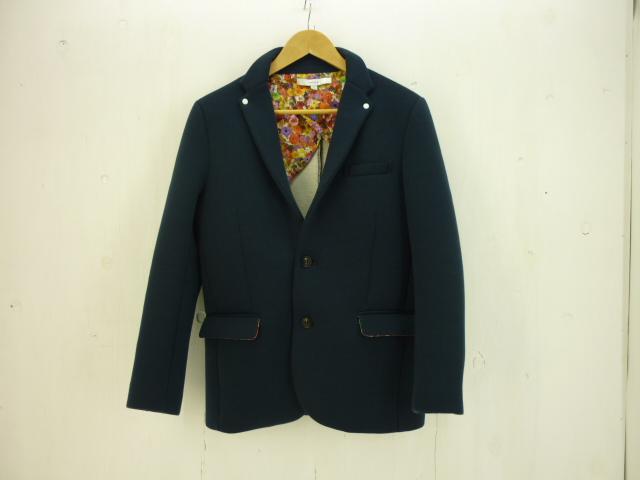 rehacer Elastic Jacket Pants セットアップ size:M レアセル ネイビー ボンディング