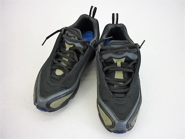 REEBOK DAYTONA DMX VA スニーカー size:27cm リーボック デイトナディ-エムエックス ブラック×グレー