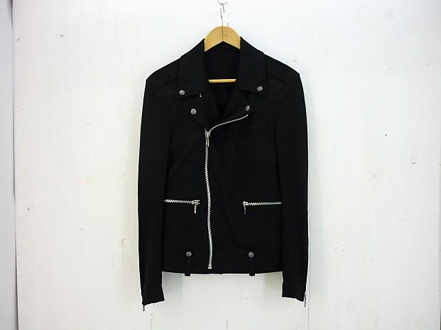 BRIGHT THINGS ダブルライダースジャケット size:M  ブライトシングス ブラック