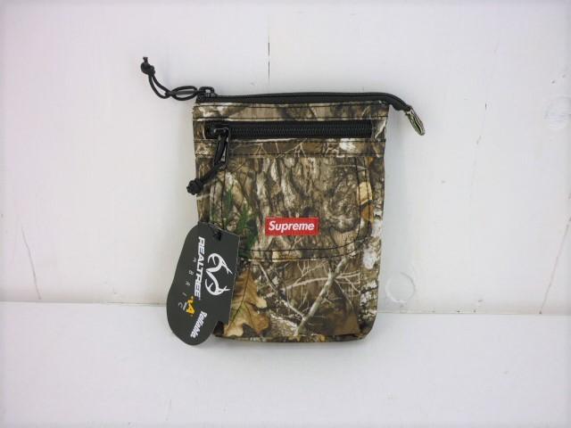 SUPREME 19AW SHOULDER BAG シュプリーム リアルツリーカモ ショルダーバッグ タグ付き