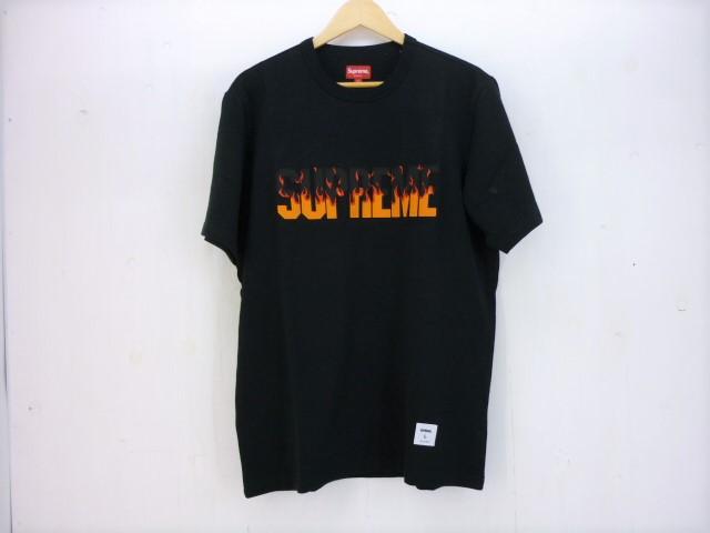 値下げしました SUPREME 19AW FRAME S/S TOP size:L シュプリーム フレーム Tシャツ ブラック