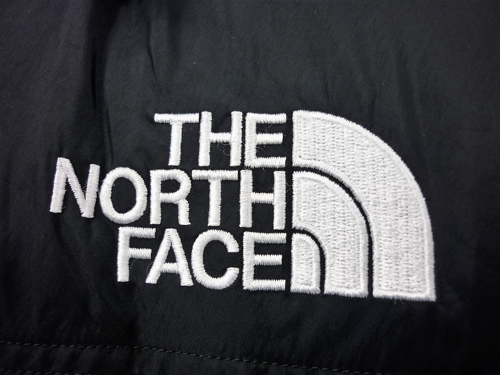 NORTH FACE NUPTSE JACKET ND91841 size L ノースフェイス ヌプシ ダウンジャケット ブラッkuOXZPi