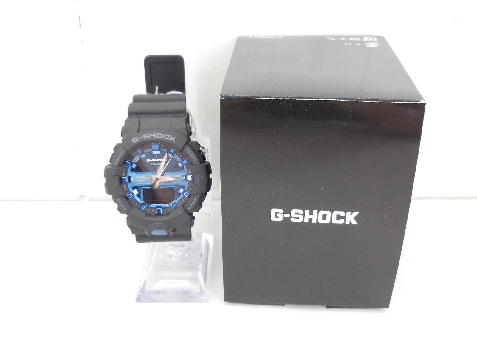 G-SHOCK GA-810MMB-1A2JF ジーショック デジタル・アナログ ブラック 時計 ウォッチ