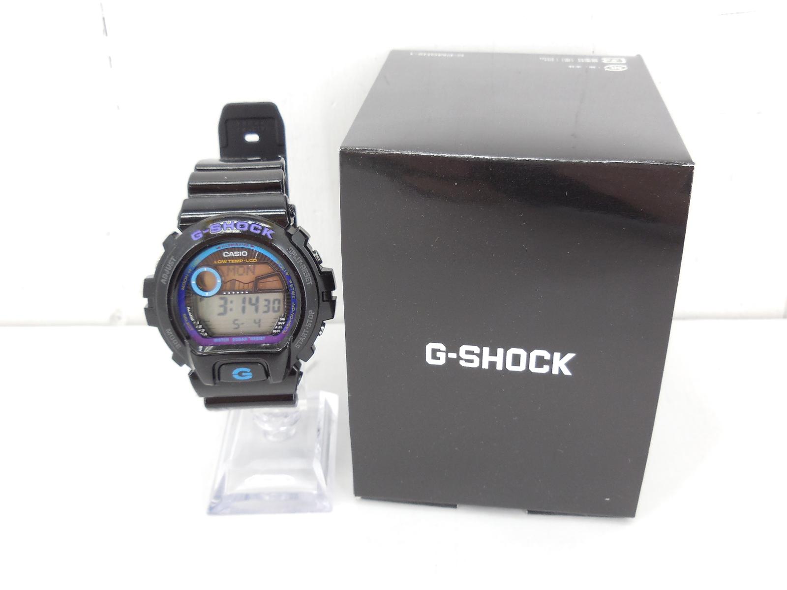 G-SHOCK GLX-6900-1JF G-LIDE ジーショック ブラック 時計 ウォッチ