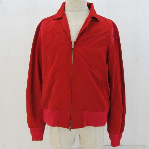 【更に値下げ】 NONNATIVE 変形スイングトップ Size:2 ノンネイティブ レッド ジャケット