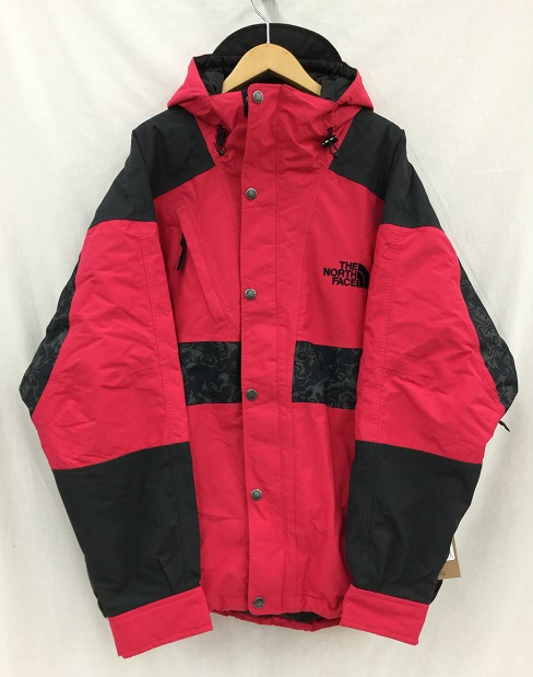 THE NORTH FACE/ノースフェイス94 RAGE WP SYNTHETICIN SULATED JACKET海外モデル ROSE RED Size:XL 未使用品