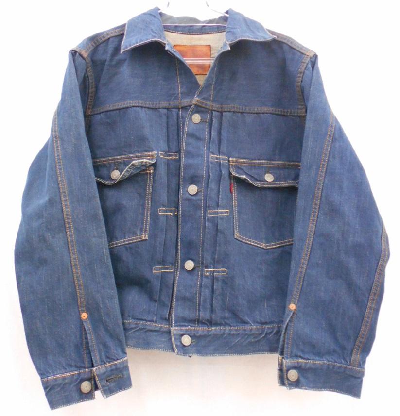 FULL COUNT/フルカウントLot2116 2ndモデルデニムジャケット Size:38