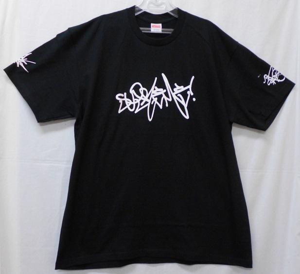 Supreme/シュプリーム 20SSRammellzee Tag Teeラメルジー タグ Tシャツ未使用 Size:XL Black