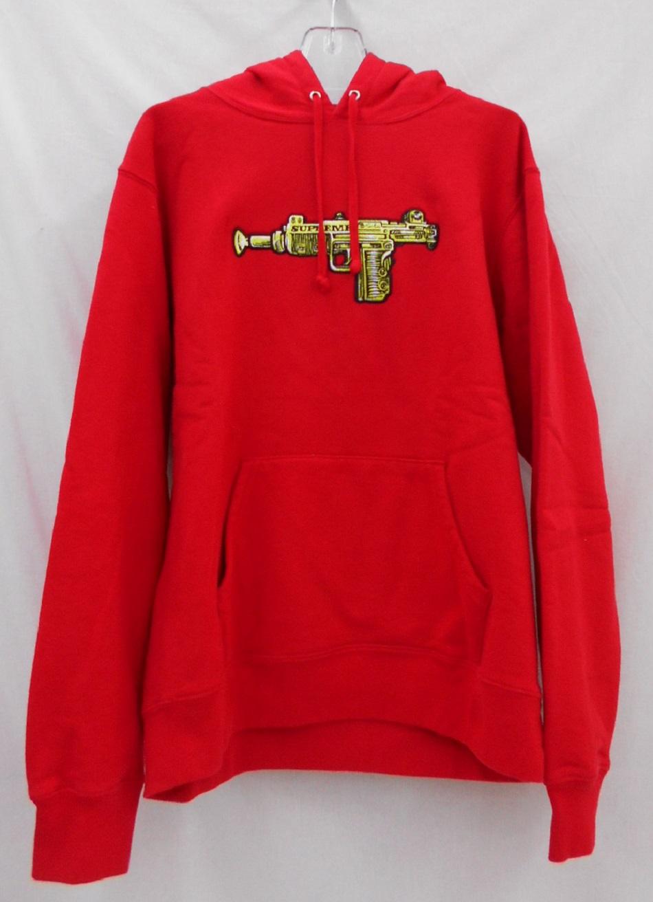 【好評にて期間延長】 Supreme/シュプリーム 19SSTOY U21 Hooded Sweatshirtパーカー Red レッド Size:M, キワチョウ 2e096e5c