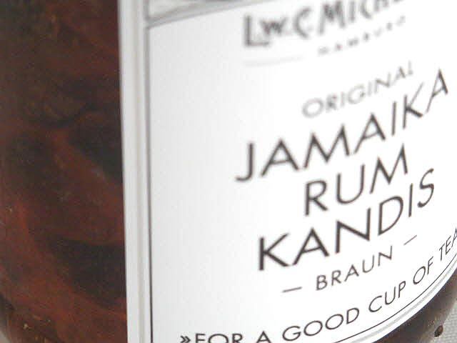 交換無料 ジャマイカ産ラム酒を使用した氷砂糖です ラム 4年保証 キャンディス ※キャンディスのギフトラッピングはできません