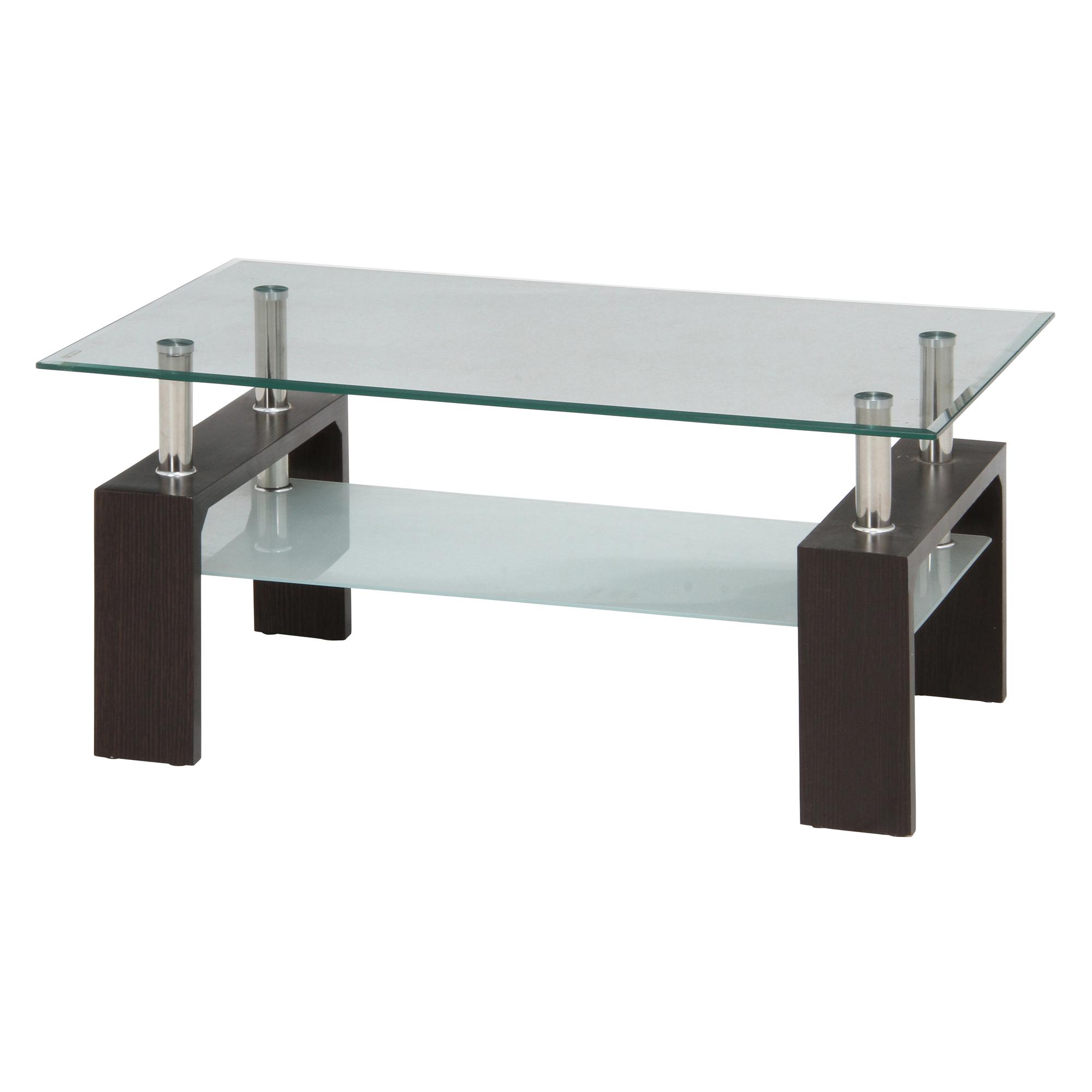 センターテーブル テーブル 強化ガラス ガラス天板 シック モダン ローテーブル商品名:センターテーブル フォーカス