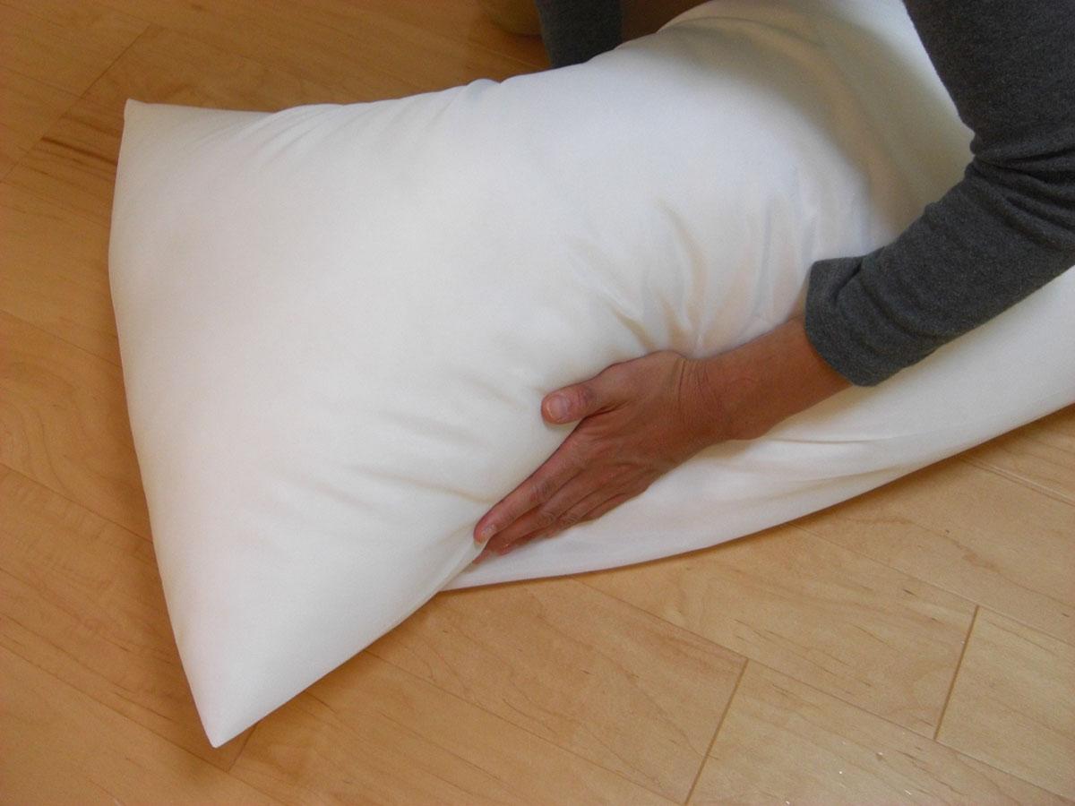 真空包装 dakimakura dakimakura 长枕内裸体枕头枕枕在木 160x50cm