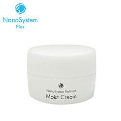 ナノシステムPLUS モイスト・クリーム (水溶性保湿クリーム) 48g