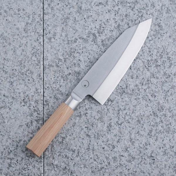 貝印 橋本幹造 両刃包丁 片鎬(かたしのぎ)出刃 (16.5cm) AB5513