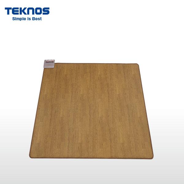 テクノス ホットカーペット 木目フローリングタイプ 2畳 TWM-2000M