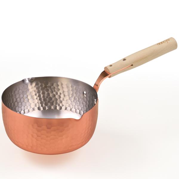 和平フレイズ ダンチュウ 純銅雪平鍋 18cm DA-29