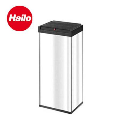 Hailo ハイロ ニュービッグボックス(ダストボックス)60L ステンレス 60081