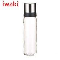 耐熱ガラス製で熱湯消毒ができて清潔です。 【あす楽】イワキ (iwaki) SVシリーズ 密閉醤油差し 250ml KS522-SVN