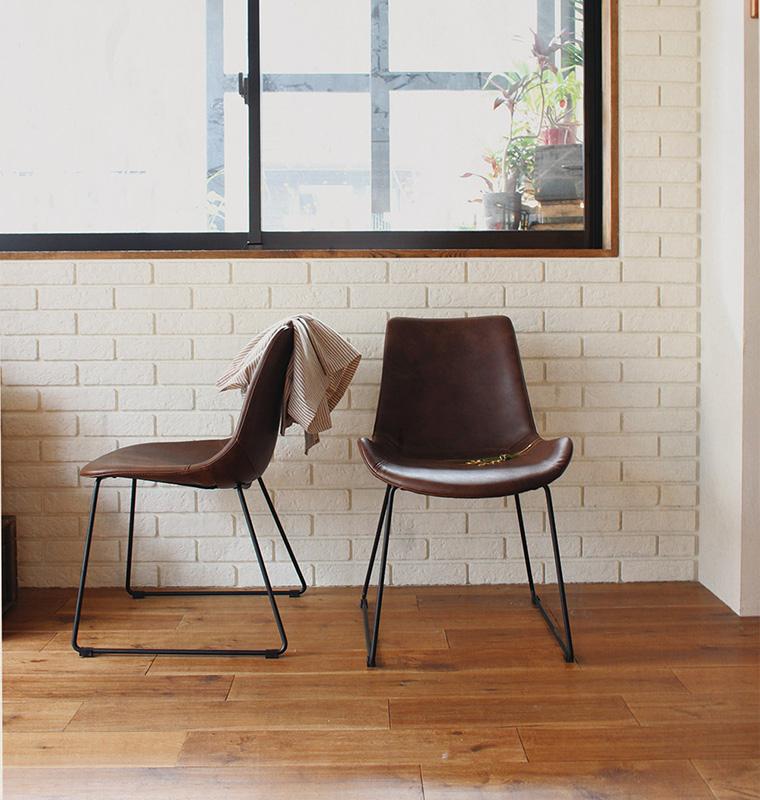 a. depeche アデペシュ PUNISH wing chair パニッシュ ウィング チェア
