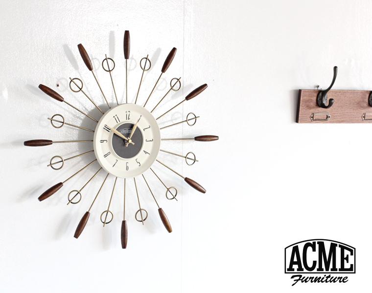 ACME FURNITURE アクメファニチャー MATHEW CLOCK マシュー クロック