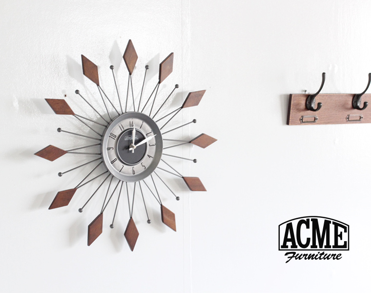 ACME FURNITURE アクメファニチャー BETHEL CLOCK ベゼル クロック