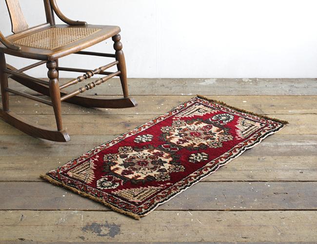 Turkish Carpet オールド トルコ絨毯 No.12