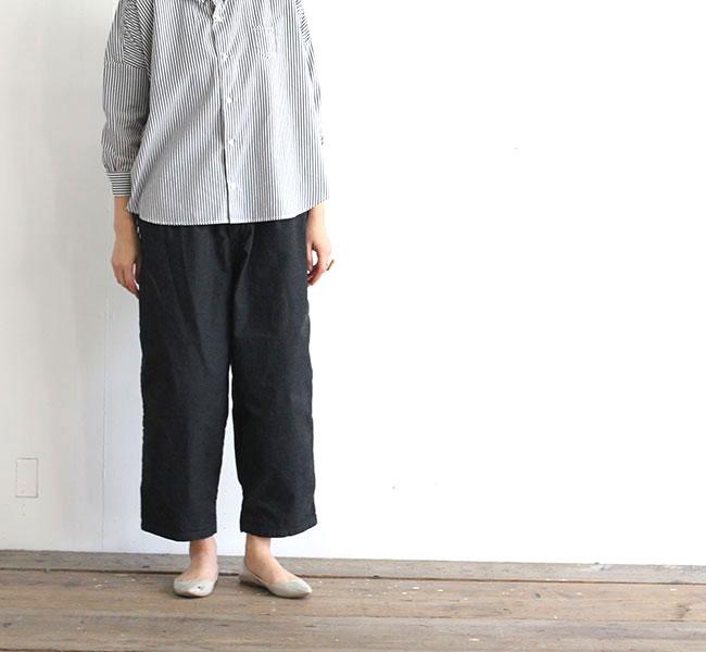ordinary fits オーディナリーフィッツ レディース デニム ナローボールパンツ ワンウォッシュ NARROW BALL PANTS ONEWASH OF-P048OW