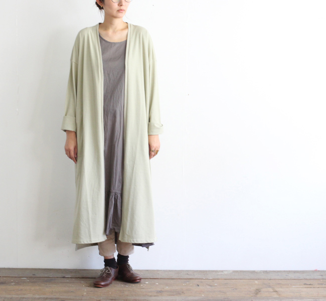 SALE40%OFF //Veritecoeur ヴェリテクール VCC-344 Tennen Tengu Long Cardigan