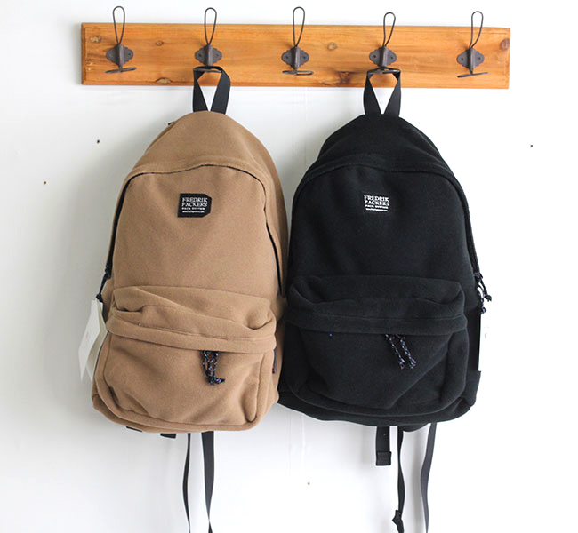 FREDRIK PACKERS フレドリックパッカーズ POLARTEC DAY PACK LIGHT ポーラテック デイパックライト