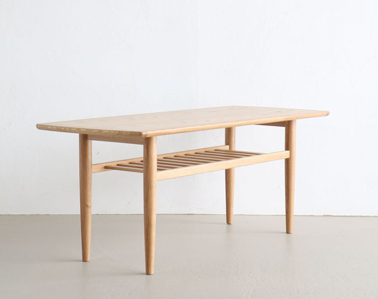 SAC WORKS COFFEE TABLE コーヒーテーブル RF-025(OAK)