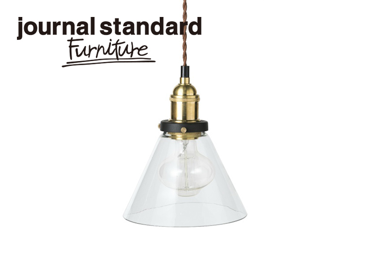 journal standard Furniture ジャーナルスタンダードファニチャー 家具 CHARLOTTE PENDANT LAMP シャルロットペンダントランプ