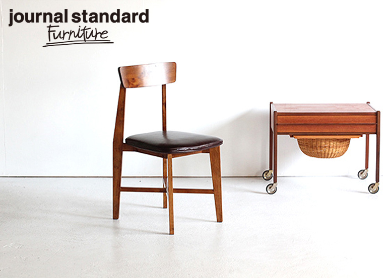 journal standard Furniture ジャーナルスタンダードファニチャー 家具 CHINON CHAIR LEATHER シノンチェアレザー