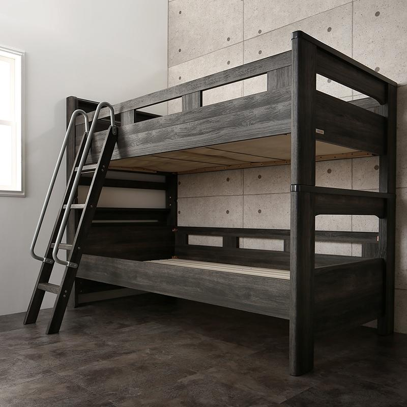 商品名  GGO 二段ベッド フレームのみサイズ  幅214.5 奥行108 高さ163cm分離式 2段ベッド大人も子供も長く使えるゲストハウス 民宿 民泊 社員宿舎 学生寮ポップカジュアルデザイン 収納引出し付き