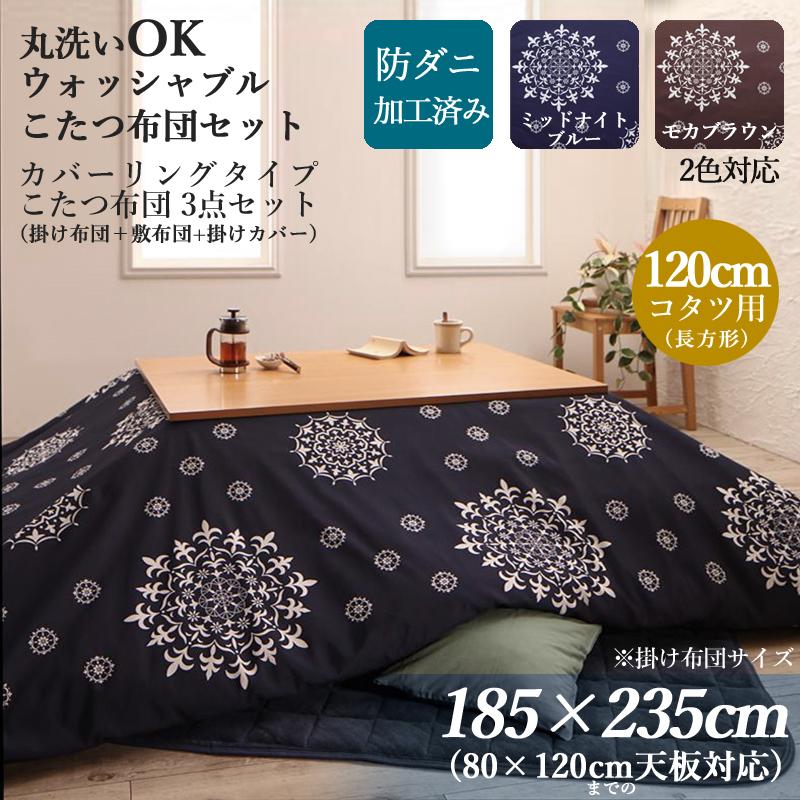 商品名| 丸洗いOKカバーリングタイプのコタツ布団CRC カラー| 2色対応サイズ| 幅185 奥行235 cm (長方形)主素材| ポリエステル100%※こたつ本体は付属しておりません。