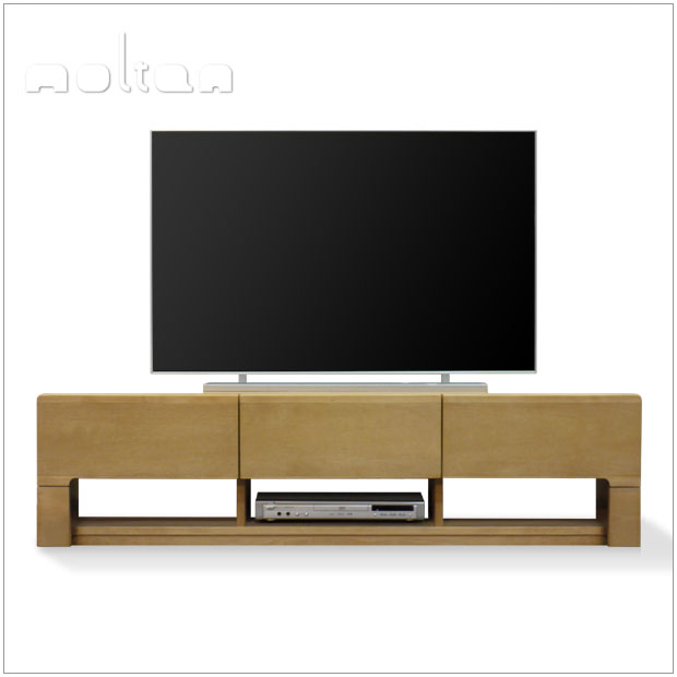 Tv Table With Storage Part - 28: Moltan Morton TV Table 150 Scandinavian Style Of Modern Natural Lowboard,  Snack, TV