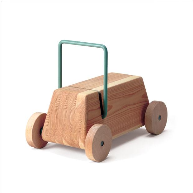 【 受注生産品 】・テツボ くるま・デザイナーズ ブランド品・シンプルで北欧モダンなグッドデザイン・子供用家具、乗り物・木製おもちゃ、木馬・かわいいキッズインテリア・送料無料