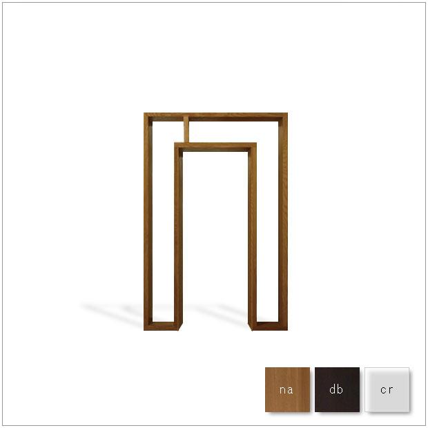 ・SHOJI - スモール コンソール・デザイナーズ ブランド品・シンプルで北欧モダンなグッドデザイン・シェルフ、収納棚、テーブル・送料無料