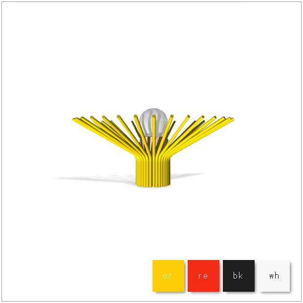 ・ストロー テーブルライト・デザイナーズ ブランド品・シンプルで北欧モダンなグッドデザイン・照明フロアライト・円形、丸型、マル・送料無料