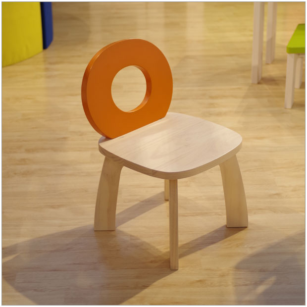Charmant  E Ko Chair (donut/Tulip) Simple Nordic Design With Natural And Cute Kids  Furniture, Kids Chair Stool