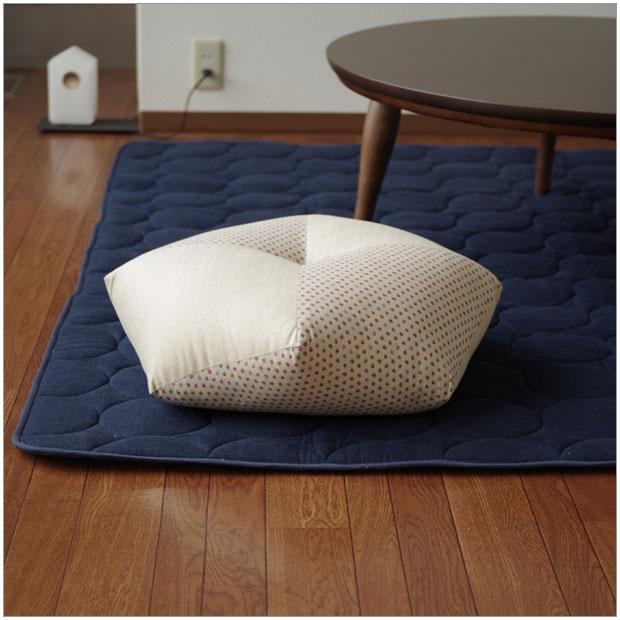 ・OJM・Mサイズ・和モダンなデザイン・座布団クッション 座椅子 日本製・京都の職人がつくるざぶとん・和モダンスタイル