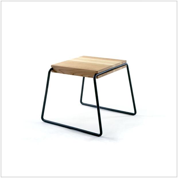 【 受注生産品 】・テツボスツール・デザイナーズ ブランド品・シンプルで北欧モダンなグッドデザイン・送料無料