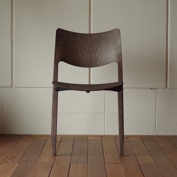 ・ラクラシカチェアー(アッシュグレー)・スタッキング可能・STUA スペイン デザイナーズ・モダンデザインダイニングチェアー・椅子、イス、いす