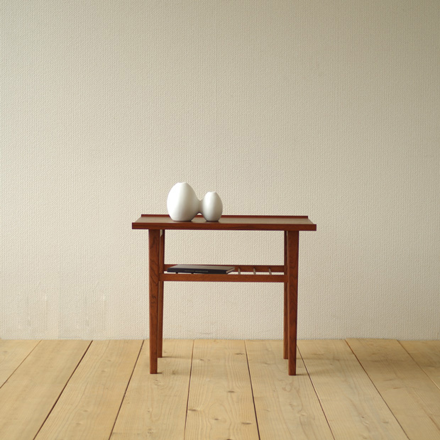 Modern Design Side Table Center Table Teak Brown Natural Of A Product Made In Side Table Sac Works North Europe Furniture Japan The North European