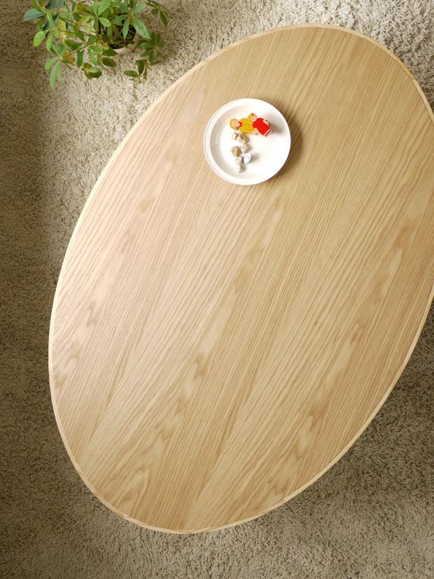 ・スタンドOV120楕円形こたつテーブル・お好みに合わせて脚の位置を替えれます・ハの字脚十字脚・ナラ材のかわいいコタツ・幅120cmオーバル形コタツ・家具調こたつおしゃれ・北欧モダンデザイン日本製だ円座卓和モダン