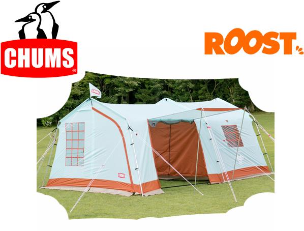 チャムス CHUMS テント ブービーツールームコヤテント4 Booby Two Room Koya Tent 4 グランピング キャンプ フェス