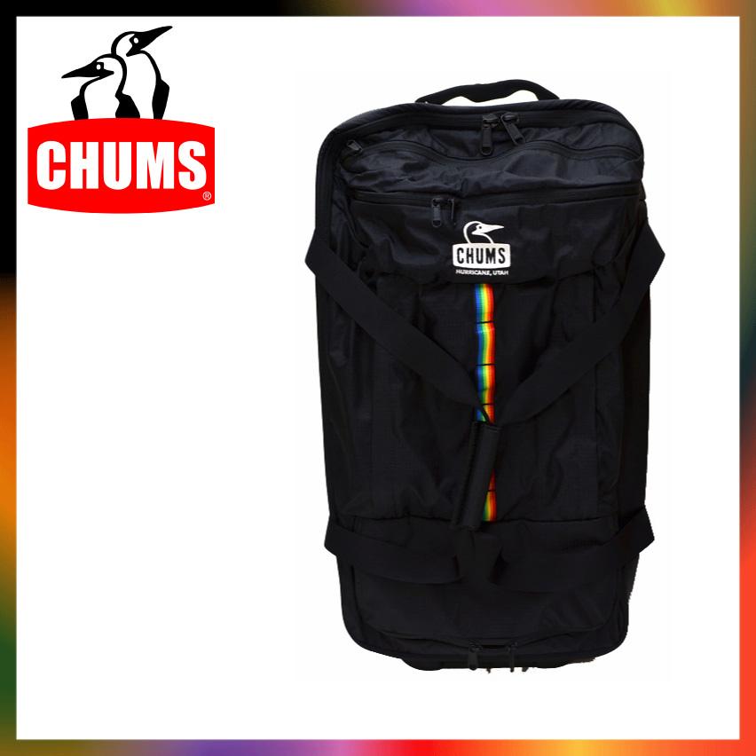 CHUMS チャムス Drift Wood 80L ドリフトウッド80リットル キャリーバッグ
