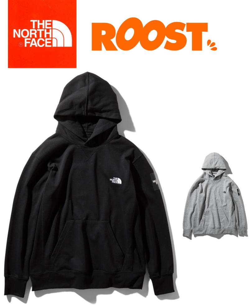 THE NORTH FACE ノースフェイス パーカー スクエアロゴフーディ メンズ NT12035 日本正規品 2020春夏
