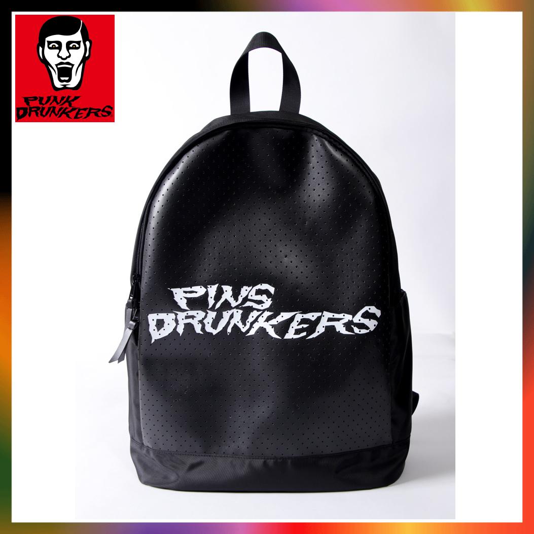 パンクドランカーズ PUNK DRUNKERS ピンズリュック リュック デイパック バッグ
