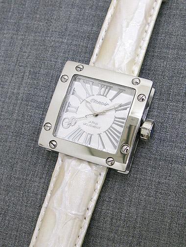 腕時計【GRAND SQUARE 36mm】ete241402-白文字盤