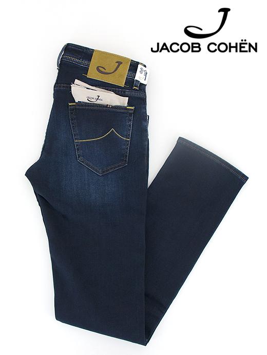 ジーンズ/スーパーストレッチデニム/PW622 COMFORT【JACOB COHEN/ヤコブコーエン】ja6216976-インディゴブルー